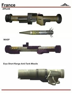 military weapons - Anti-Tank France