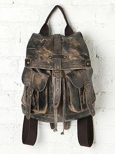 Free People Jericho Backpack