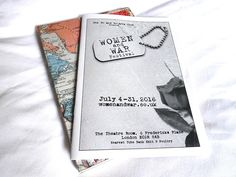 Review: War Babies – Women and War Festival | A View from the Balcony
