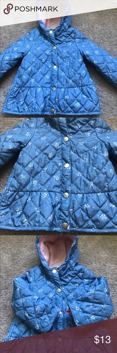 Light weight Jacket Light weight spring and fall jacket. Worn a few times size 18 months Carter's Jackets & Coats