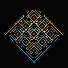 Geometric Animations / 180207 gif processing creative coding everyday generative art http://ift.tt/2BfDmhn