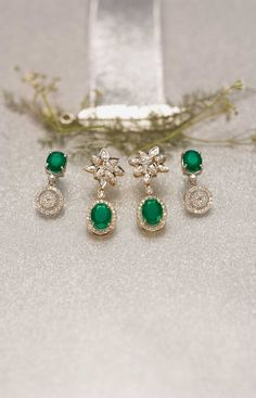 Jewellery Meaning their Jewellery Stores Sydney Cbd that Jewellery Names In Sanskrit once Jewellery Brands Top regarding Jewellery Stores Afterpay Jewelry Design Earrings, Small Earrings, Necklace Designs, Jewelry Art, Fashion Jewelry, Jewellery, Diamond Necklace Set, Emerald Earrings, Emerald Jewelry