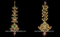 Designer Antique Maang Tikka Designs | Latest Indian Jewellery Designs
