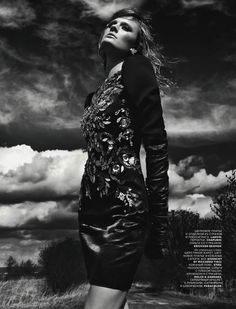 Vogue Russia - Palace Coup