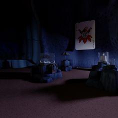 Batcave, Virtual Reality, Marvel