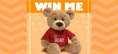 Bring Your Teddy To Work Day! Broccoli Slaw, Giveaways, Brave, Bring It On, Teddy Bear, Toys, Places, Animals, Style