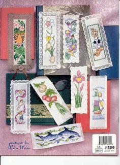 (1) Gallery.ru / Photo # 2 - Bookmarks - miroslava388