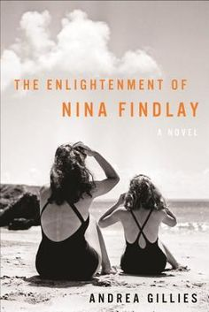 The Enlightenment of Nina Findlay -- a sexy romance set on a Grecian Isle. Yes, please.