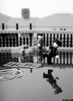 lego art black and white photos of legos for jo's room