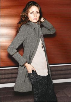 The Olivia Palermo Lookbook : Olivia Palermo for Harper's Bazaar Argentina in VITAMINA Autumn/Winter 2013 Collection