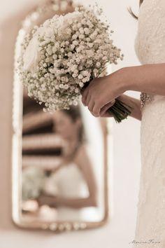Casamento Carolina e Fernando #Bouquet #BouquetDeNoiva #Flores #Casamento #Wedding