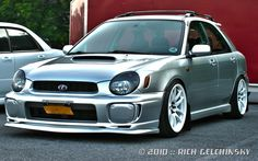 Perfect Bugeye wagon <3