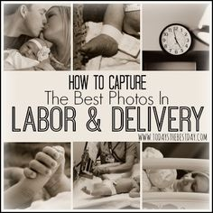 The day your baby is born will be one of the best days of your life! Not only because you will be able to sleep comfortably again and will be able to put your own shoes on without asking for help – but because you become a MOM! You immediately hold the most incredible role you … Read more...