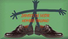 Zapatos pra hombre italianos
