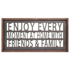 Tableau en bois 38 x 75 cm CUTTING FAMILY