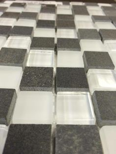 """Discount Glass Tile Store - Blue Stone And Glass 1"""" x 1"""" Mosaic 12"""" x 12"""" Mesh Mount Sheet - Clearance $5.79 Square Foot, $5.79 (http://www.discountglasstilestore.com/blue-stone-and-glass-1-x-1-mosaic-12-x-12-mesh-mount-sheet-clearance-5-79-square-foot/)"""