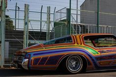 best custom paint jobs ever!