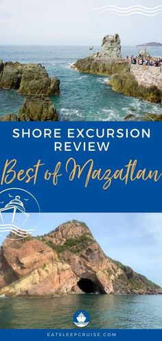 See why you should explore all that Mazatlan has to offer on your next cruise with our Best of Mazatlan shore excursion review new for 2020. #cruise #Mexico #MexicianRiviera #cruiseexcursion #thingstodo #eatsleepcruise Bermuda Vacations, Bahamas Vacation, Mexico Vacation, Cruise Mexico, Mexico Travel, Cruise Excursions, Cruise Destinations, Shore Excursions, Packing For A Cruise