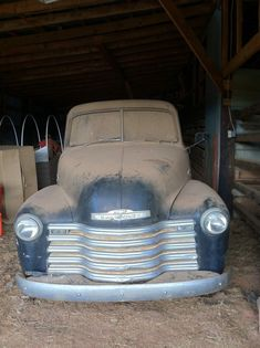 BARN: 1950 Chevy Pickup