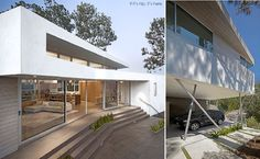 Hollywood Hills Deronda Residence by Space International