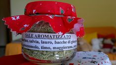SALE AROMATIZZATO (Natale) by robyroby on www.ricettario-bimby.it