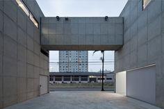 Nova Galeria Leme,© Leonardo Finotti