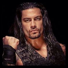 WWE's beast Roman Reigns  #OnlyHappyWhenItReigns
