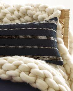 Henley Wool ThrowHenley Wool Throw