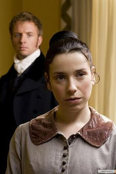 Anne Elliot (Sally Hawkins) and Captain Wentworth (Rupert Penry-Jones) in Jane Austen's Persuasion Jane Austen Book Club, Jane Austen Movies, Persuasion Movie, Kate Middleton, Rupert Penry Jones, Little Dorrit, Period Movies, Period Dramas, Becoming Jane