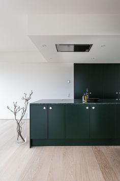 Södermalm Blekingegatan kitchen marble dark green terrass Fantastic Frank