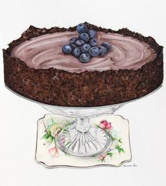 Choclate Cheesecake