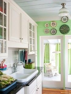 Vintage Cottage Style Decorating Ideas
