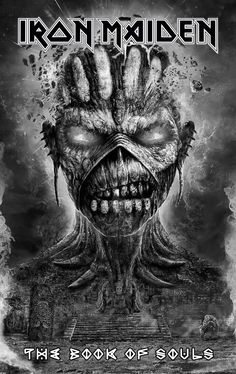 there is no such thing as a Bad artwork of iron maiden Hard Rock, Heavy Metal Rock, Heavy Metal Bands, Music Artwork, Metal Artwork, Art Music, Rock Posters, Band Posters, Arte Heavy Metal