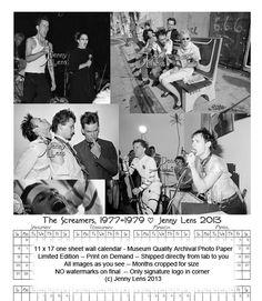 Screamers, 1977-1979
