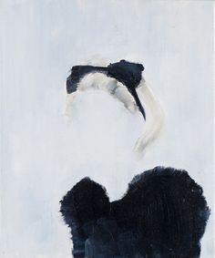 "Saatchi Online Artist Kristina Alisauskaite; Painting, ""Don't ask II"" #art"