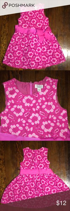 Girls cute fit and flare dress size 6x/7 like new Girls cute fit and flare dress size 6x/7 like new The Children's Place Dresses Casual