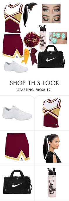 """""""Idk"""" by liyahismee on Polyvore featuring NIKE and Chassè"""