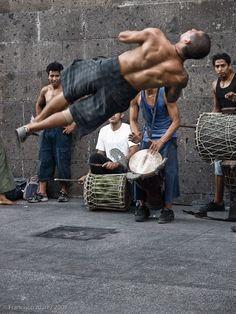 Brazilian Martial Art Capoeira ~ Brazilian martial art that combines elements of…
