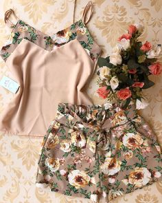 Look Fashion, Hijab Fashion, Fashion Dresses, Classy Outfits, Cool Outfits, Summer Outfits, Sleepwear Women, Lingerie Sleepwear, Lingerie Outfits
