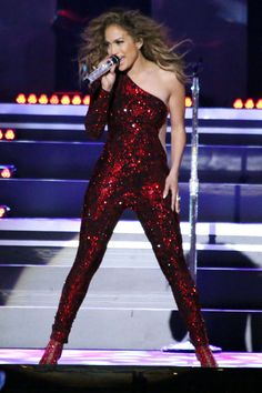 Best Stage Costumes of 2014 - Best Tour Costumes from Beyonce, Lady Gaga, JLO, & More - Harper's BAZAAR