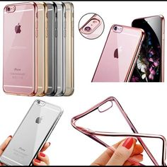 iPhone 6 iPhone 6s Luxury Case NEW!!!        Cute and Beautiful luxury  design Case  For iPhone 6   and 6S This case fits the  6/6S from Apple. Installing it is super easy and the fit is tight and secure. The completely cute design allows you to show off the beautiful design of your iPhone 6 or 6S   This case is made from high-quality soft TPU, so it will remain clear and clean for a very long time.  You won't find a nicer case. Accessories Phone Cases