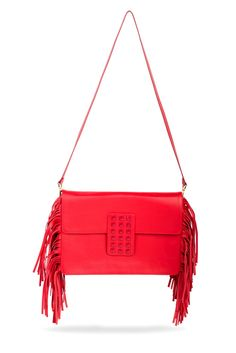 When in doubt wear red!  Another awesome red bag from Moreel Handbags Collection. #red #moreelhanadbags #luxuryhandbags