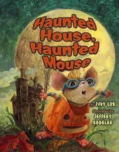 Mouse's ravenous appetite has gotten him into trouble again! On a dark and spooky night, he hitches a ride in a trick-or-treat sack, hoping to get some Halloween candy for himself. But where is Mouse being taken? After taking a tumble and getting caught in the rain, Mouse finds shelter in a creaky old house. HC 9780823423156 PB 9780823425440 Ages 4-8