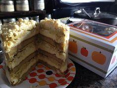Momofuku Pistachio Layer Cake