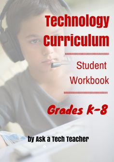 Student Workbooks Now Available! 9 grade-level technology curriculum student eworkbooks (kindergarten through 8th grade–only 3rd-8th available currently). Aligned with the Structured Learning K-8 technology curriculum (which is aligned with Common Core and ISTE)–one ebook per grade level. Each ebook is 136-195 pages, with 193-230 images.