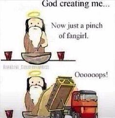 Lol haha funny pics / pictures / God / SO TRUE / FANGIRL