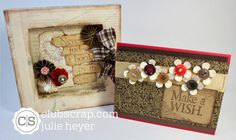 #clubscrap #paperflowers Literature Collection by Julie Heyer