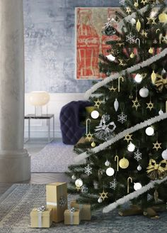 winter christmas inspiration render (Cinema4D+V-Ray+Marvelous Designer+Photoshop)