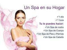SPA en el hogar presentación | +Felicidad +Bienestar Doterra, Spa, Movie Posters, Beauty, Santa Fe, Logo, Massage, Aromatherapy, Health And Wellness