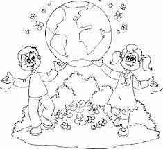 Thinking Of Ideas On How To Teach Your Toddler The Importance Our Planet EarthThen Introduce Them These 15 Amazing Free Printable Earth Coloring Pages